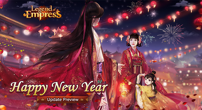 Happy New Year——Update Preview