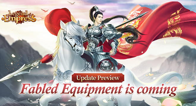 Brand-new Fabled Equipment - Update Preview